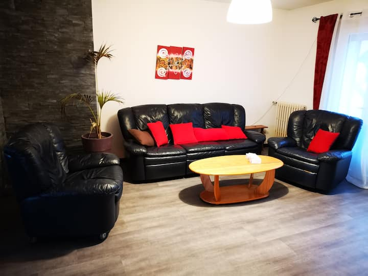 Orléans -Grand appartement 100m2 (Saran)