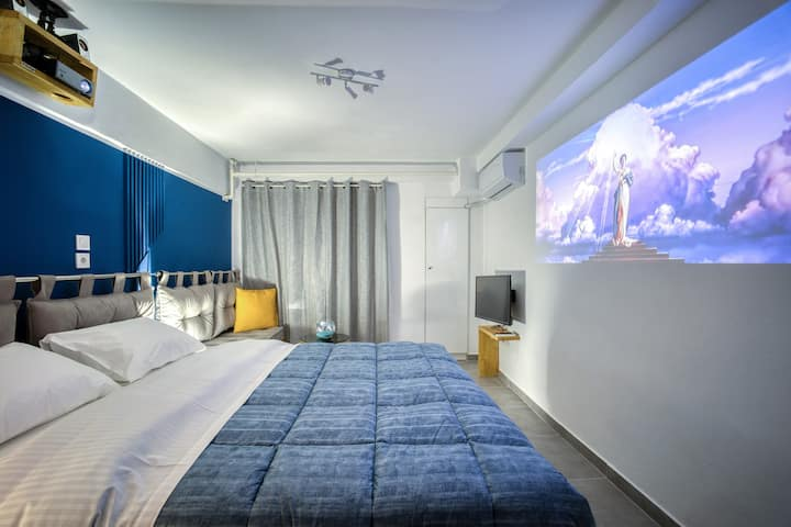 ''live smart and comfort'' apartment