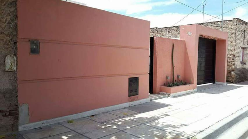 Alquiler temporario CachicaNaná - La Rioja - Casa