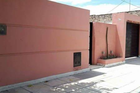 Alquiler temporario CachicaNaná - La Rioja - Maison