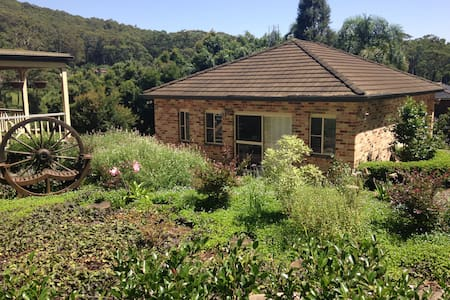 Corona Cottage - A Private Oasis - Glenning Valley - Penzion (B&B)