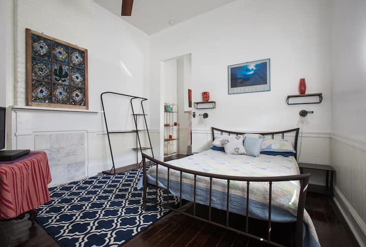Bywater Blue monthly rental