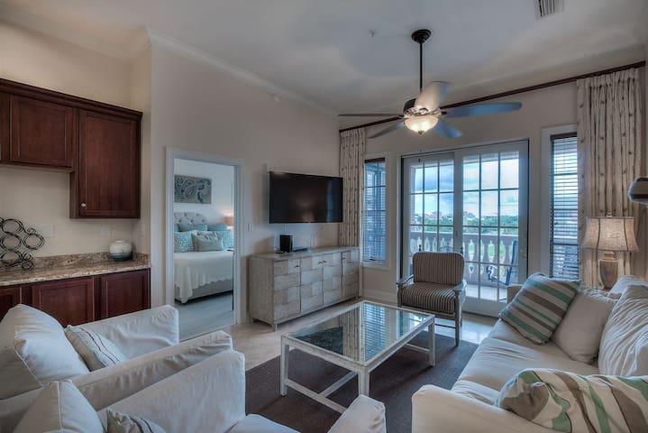 Seacrest Beach - 305E The Wymberly - Seacrest - Apartment