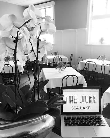 'The Juke' restaurant