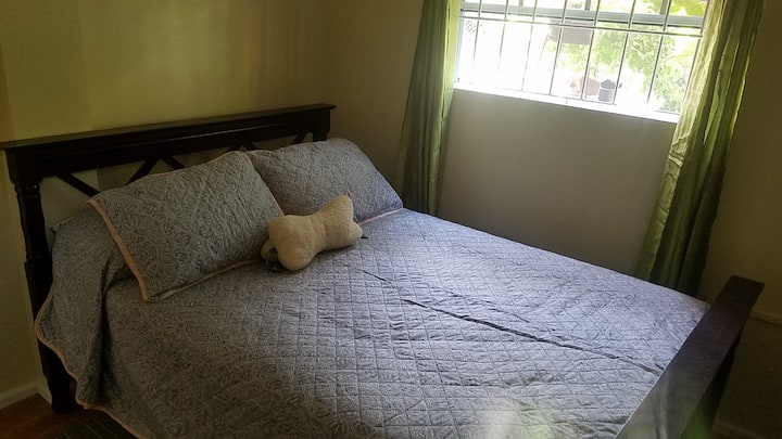 Cozy comfortable hideaway