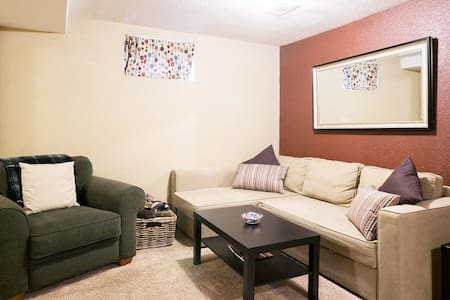Private suite in Denver's best neighborhood: LoHi
