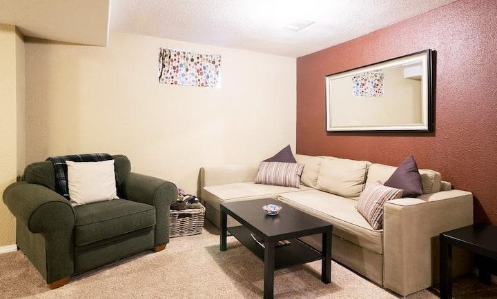 Private suite in Denver's best neighborhood: LoHi