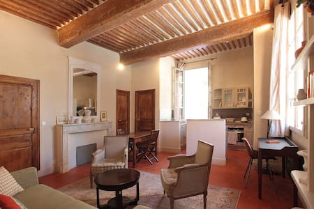 Beautiful Aix apartment with amazing location - Aix-en-Provence
