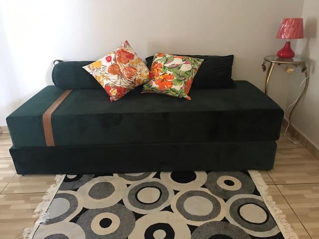 conforto e segurança