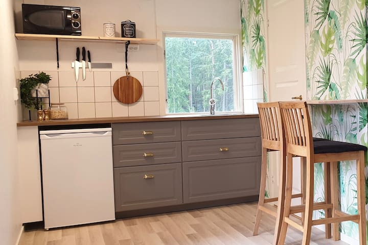 Silfverblads cottage, 10 minuter ifrån Skavsta