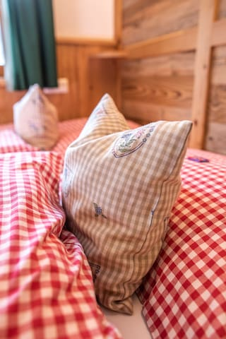 Gemütliche Baumwoll-Decke
