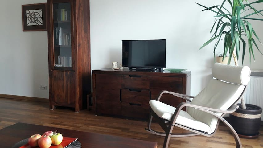 Lux Apartment in Wilanow for 6 with 2 bedrooms