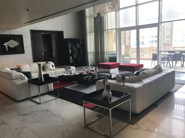 Luxury Shared Penthouse on the Palm - Dubai - Appartement