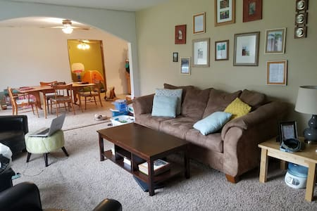 Cozy one bedroom and parking - Carterville - Casa