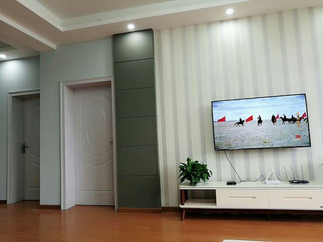 (每客消毒)夜奔德阳&彩虹桥/近文庙两居室