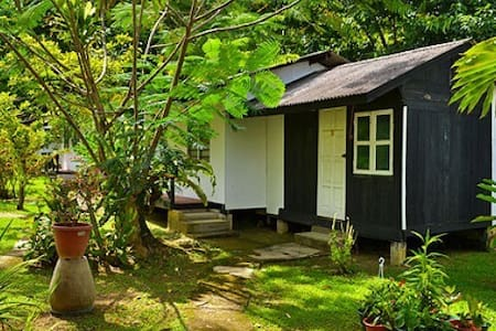 Family 1 - Chalet in the Gardens - Bentong - Chalet