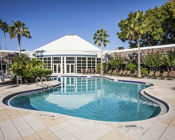 Condo @ Driftwood Worldgate Resort in Kissimmee