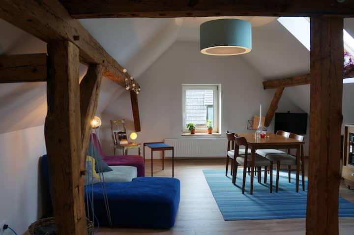 Altes Bauernhaus - individuell und naturnah