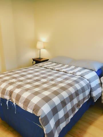 Great Location-Spotless-Private Room-紅線旁舒適房间 204