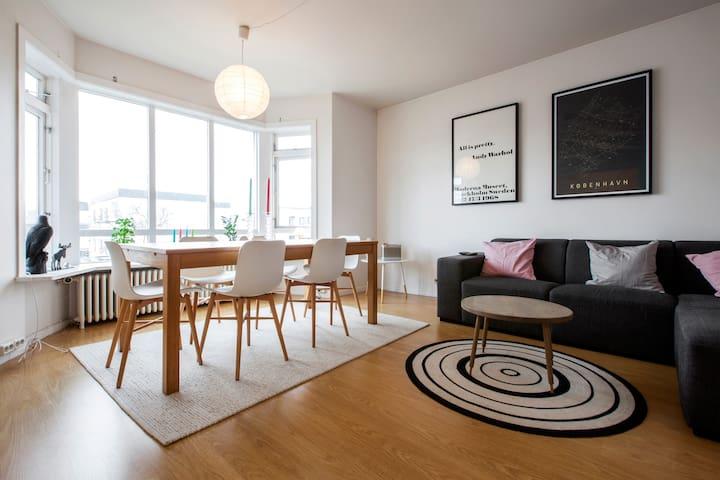 Nice apartment in the center of Reykjavik - Reykjavik - Leilighet