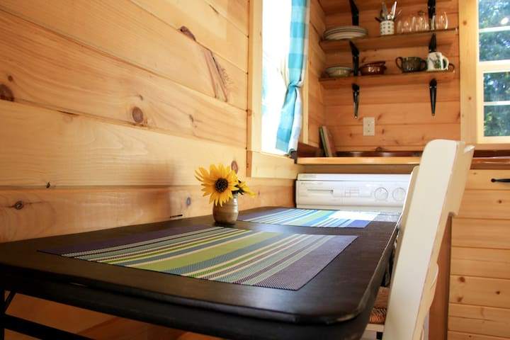 Keep on the Sunny Side Tiny Home