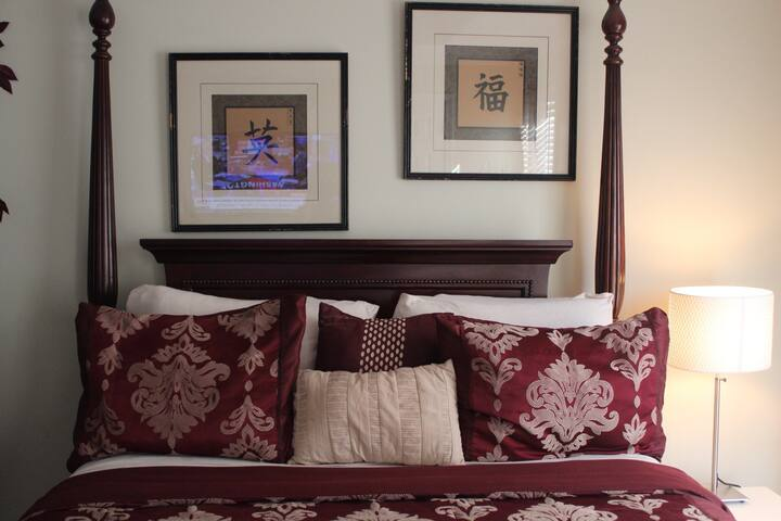 Charming room minutes from Braves Stadium!
