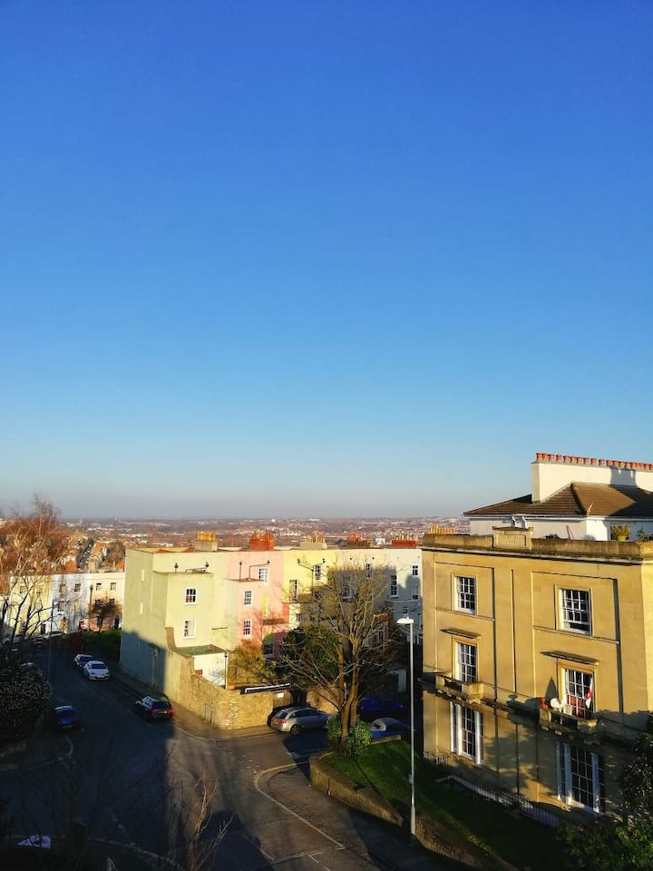 Maisonette Apartment in the Heart of Bristol