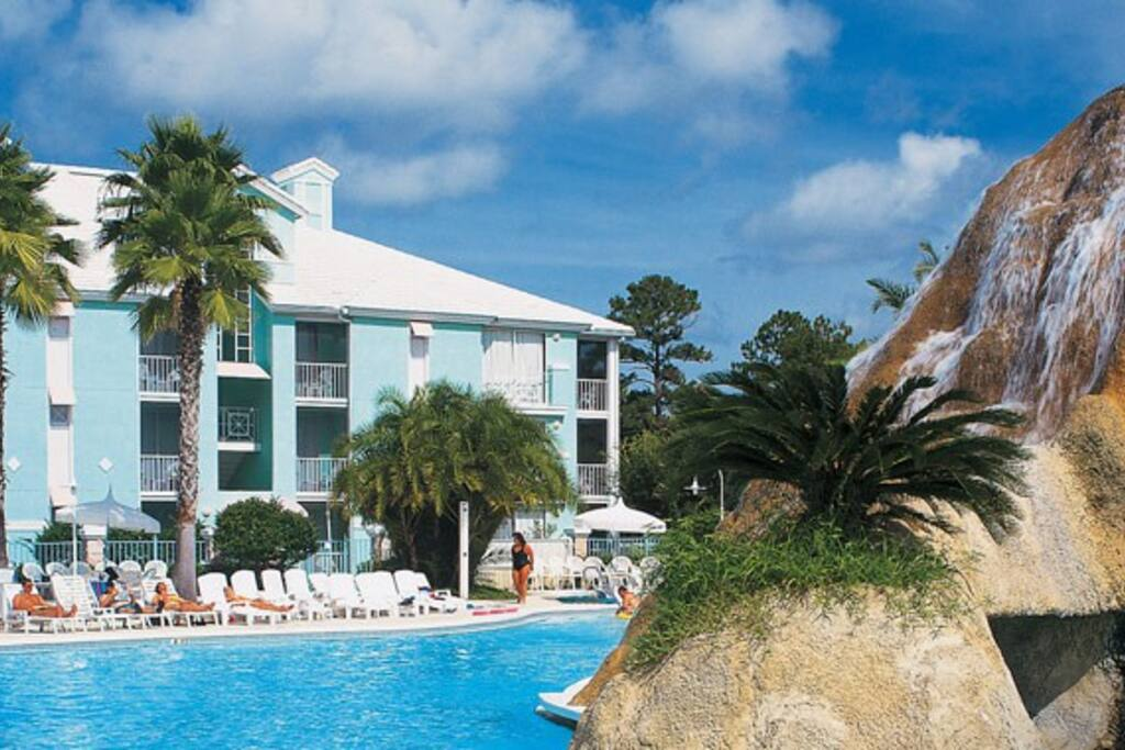 cypress point resort orlando resorts for rent in. Black Bedroom Furniture Sets. Home Design Ideas