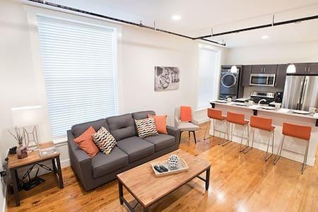 Brand New Modern Apartment on Water Street, Unit 3