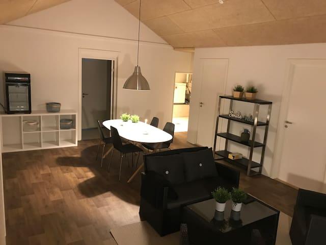 Nye værelser
