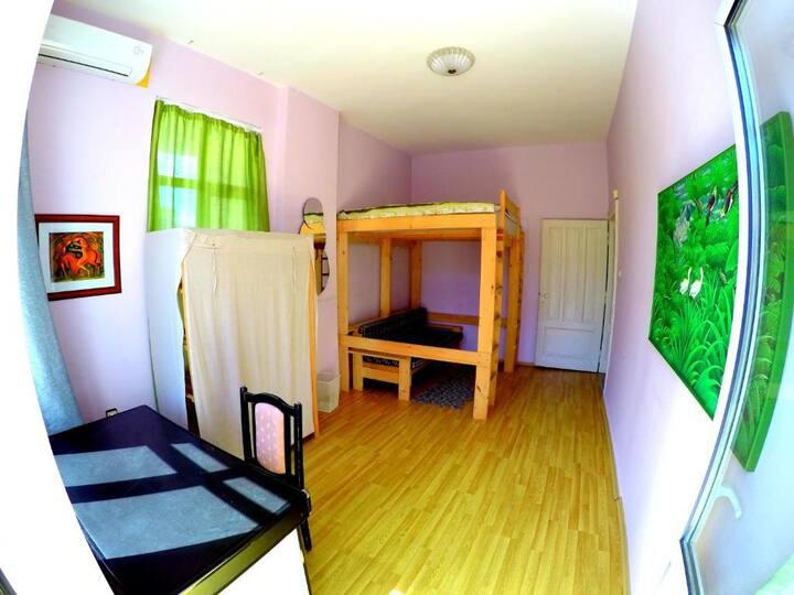 Double Deluxe room first floor