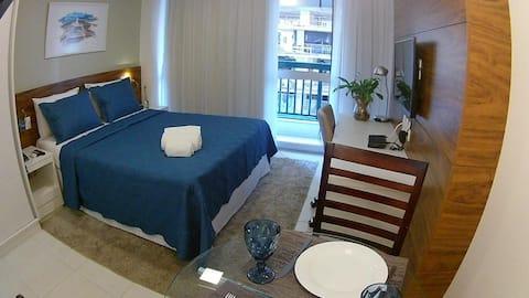 Maravilhoso Flat no Hotel Fusion