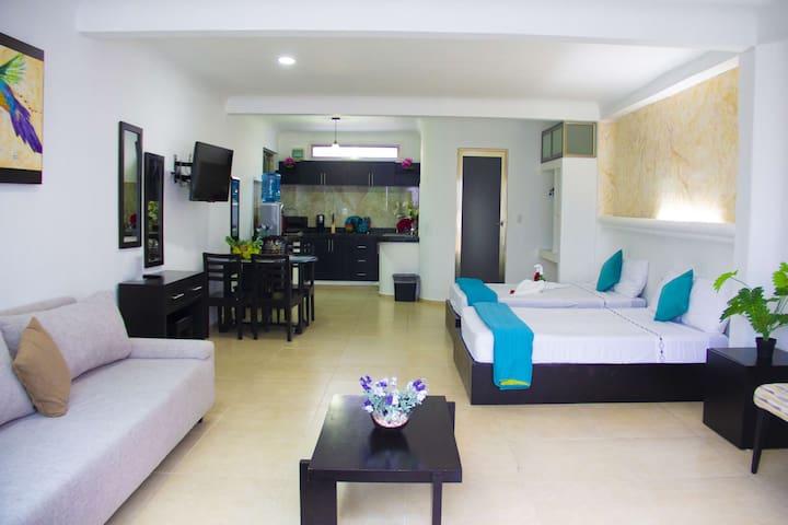 Great Apartment at Isla Mujeres ARRECIFE 5