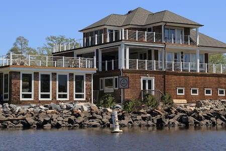 River House Private Studio Apt - Chesapeake