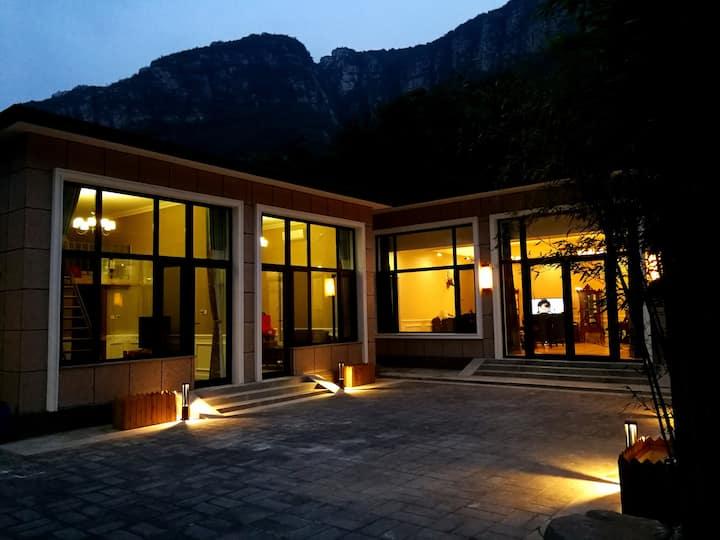 【三宅一猫】40平米,一室一厅,一卫。坡峰岭,房山世界地质公园,幽岚山 ,北京人遗址  上方山 。