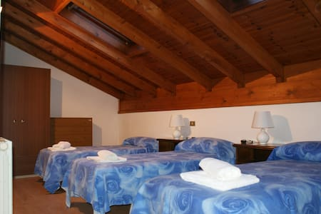 MARIVA  Holidayhome - Mountain, Garda Lake & More - Cavedine - Haus