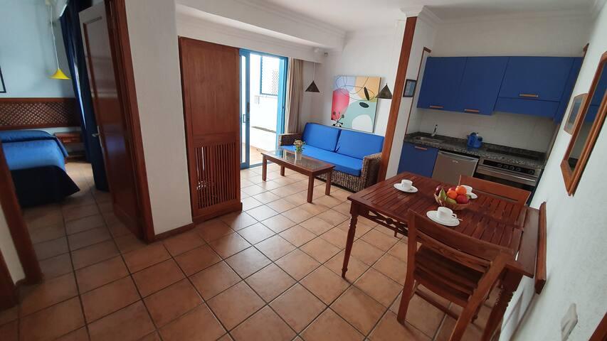 Apartamento completo en Puerto del Carmen.
