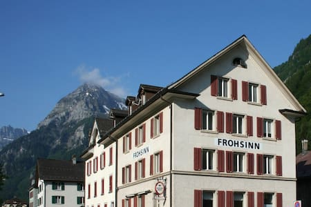 Linthal Swiss Hiking and Nature Stay