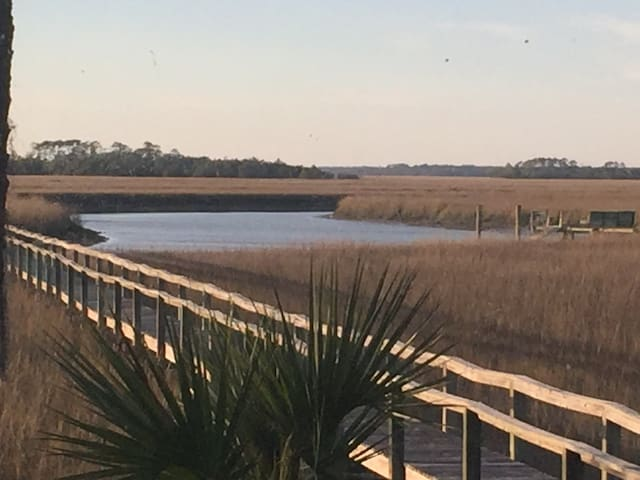 Spectacular Creek Views and Private Dock!!!
