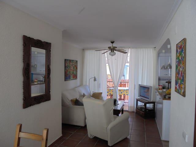 Apartamento playa 1ª Linea de playa - Valencia - Wohnung