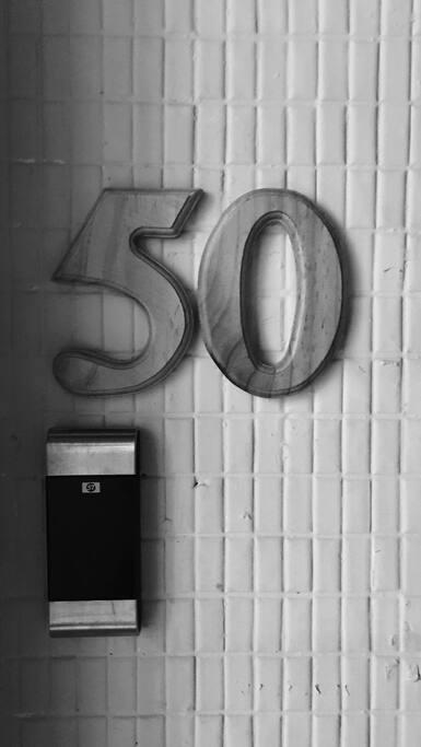 50house,50號,50年。