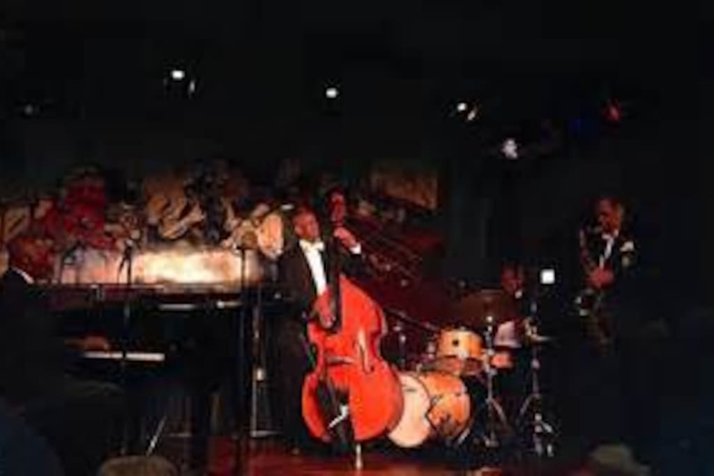 Minton's Jazz Club