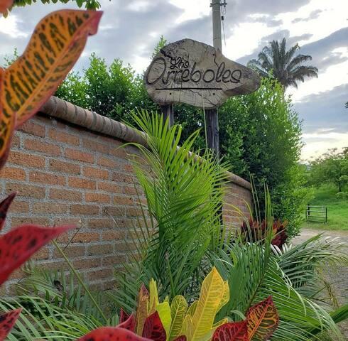 Finca Hotel Los Arreboles - vía panaca
