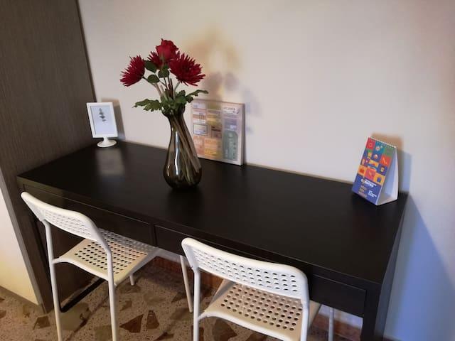 B&B Amina - Appartamento due camere e bagno - Pontecagnano - Bed & Breakfast