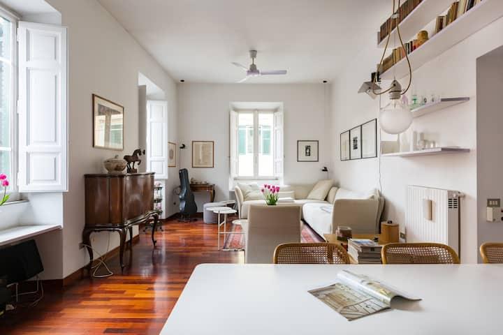 Appartamento Coppede' wi-fi free