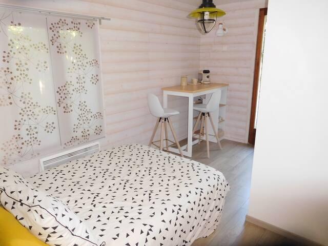 Jolie chambre privée sur GAP