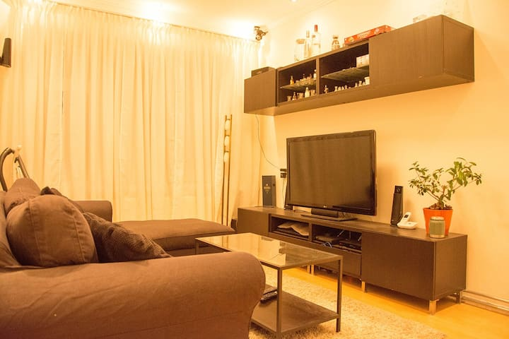 Private Room 15 min Away from Rotterdam Centre - Roterdã - Apartamento