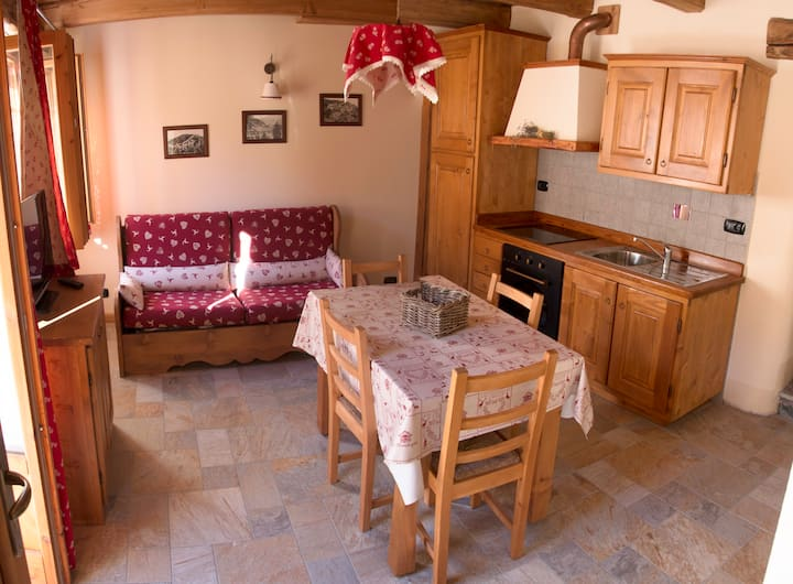 Appartamento Monte Albergian- CASA DEI MONTI
