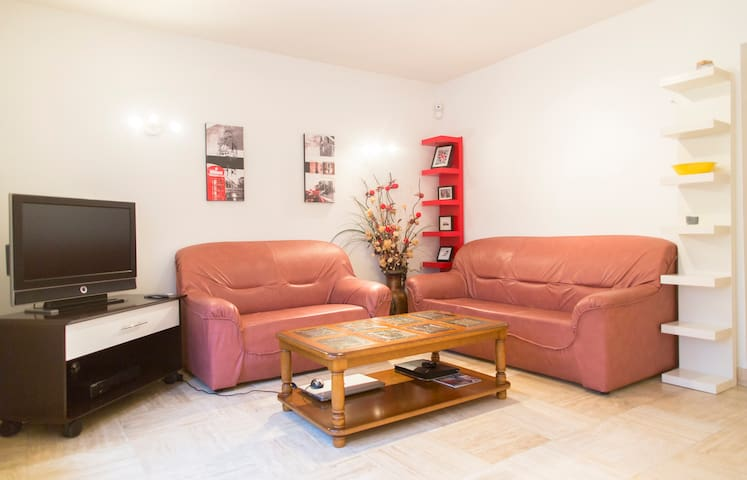 Bel appartement près de l'aéroport - Goussainville - Leilighet