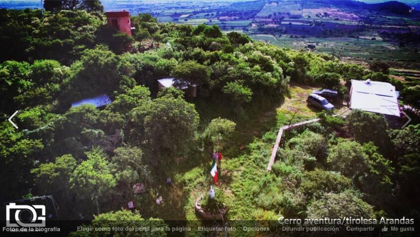 Cerro Aventura, Arandas Jalisco - Arandas - Cabin